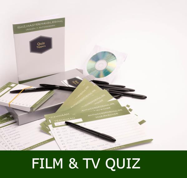Quiz Film en TV kopen