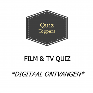 Quiz Film&TV kopen